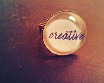 ring for the creative