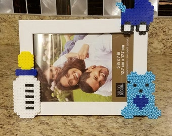 Baby Boy 5 x 7 Picture Frame