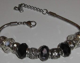 Color Bracelet - BLACK