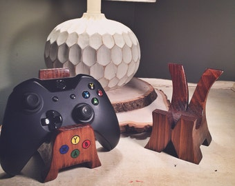 Handcrafted Controller Stand - Xbox One Controller - PS4 Controller - Xbox - PS4 - Gaming - Video Game