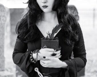 Elvira Mistress of the Dark ~ Version #5 8x10 Signed Cosplay Print