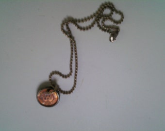 1904 Indian Head Penny - Necklace