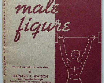 The Male Figure - Booklet