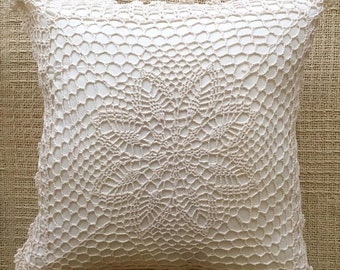 "Simply Chic ""4"" Decorative Throw Pillow Cover"