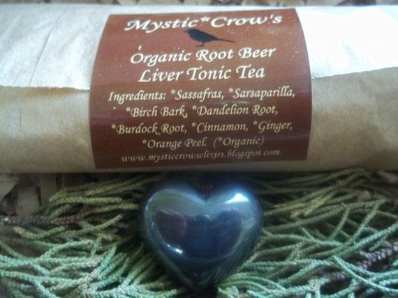 Organic rootbeer