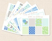 The Daydream Collection Planner Sticker Kit - Matte or Glossy