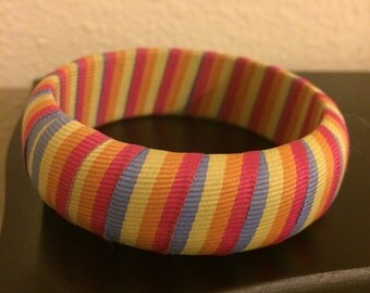 Colorful Chunky Bangle