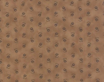 Fabric / Quilting Fabric / Colletions Nurture  / Tan / Moda / 46216 25