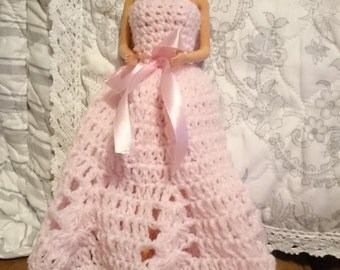 Clothes for Barbie. Handmade