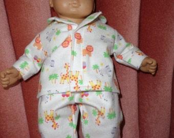 Bitty Baby Doll Pajamas