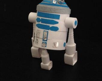 Star Wars inspired R2D2