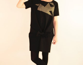 Dress node hip series No 9 black