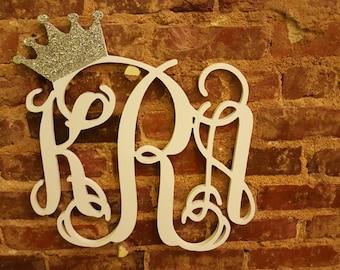 Wall Monogram for Your Princess