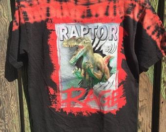 Raptor Tie-Dye Tee