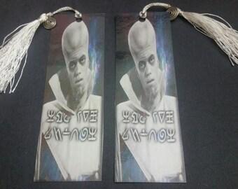 Twilight Zone/Kanamit Alien Bookmark