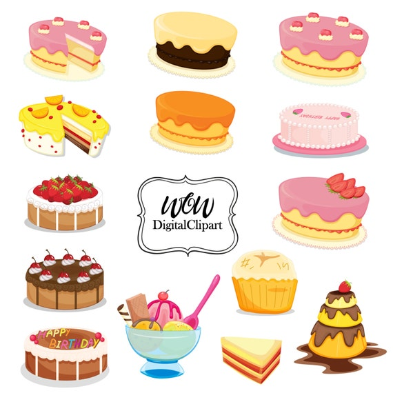 Cake Art Bakery : Cupcakes clipart digital cupcake clip art cupcake digital