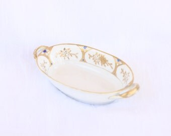 Antique Trinket Dish