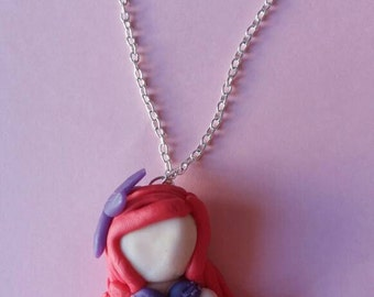 Ariel the Little Mermaid pendant necklace