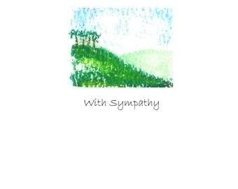 Card - 'Sympathy'