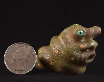 Slim the Slug (#1): Hand painted 3D print