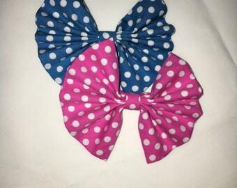 Pink&Blue Polkadot Pack