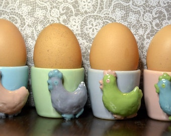 Egg Cup Holders