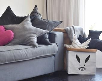 Storage Bin, Blanket Storage, Storage Basket, Toy Storage, Kraft Paper Bag,