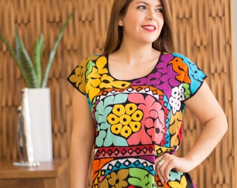 Beautiful Multicolor Handmade Blouse