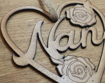 Mother's day Nan plaque