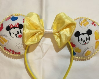 Mickey and Minnie Inspired Ears