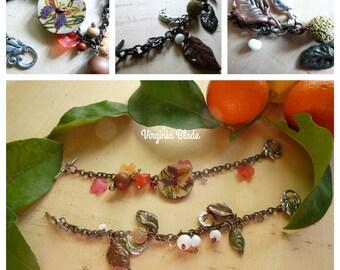 Bracelets Autumn