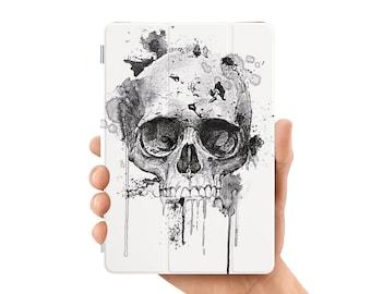 ipad pro case smart case cover for ipad mini air 1 2 3 4 5 6 pro 9.7 12.9 retina display skull