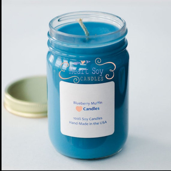 12 Oz Handmade Soy Fundraising Candle By Soycandlesforacause