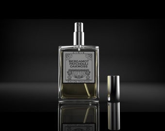Bergamot Patchouli Oakmoss, EDT, fragrance