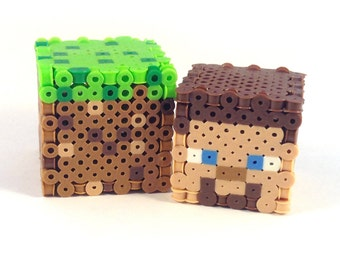 Minecraft 3D Block Set