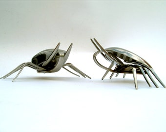 Recycled Cutlery Bug