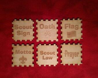 Cub Scout Cube