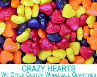 5 LB Crazy Hearts Candy