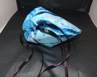 Drawsting bag - Blue