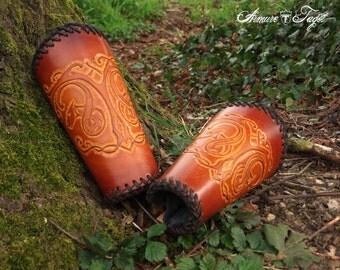 Viking & Celtic bracers