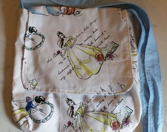 Disney Princess Crossbody Purse