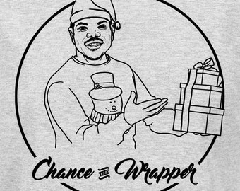 Chance the Wrapper Shirt