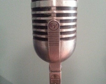 "Vintage 1950s Electro Voice ""Cardyne I"" Microphone"