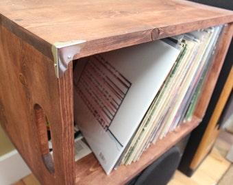 LP Record Box