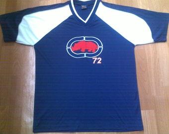 ECKO UNLTD jersey, vintage hip hop t-shirt, 90s hip-hop clothing, 1990s shirt, OG, gangsta rap, size L