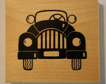 Retro Roadster stamp by CTMH