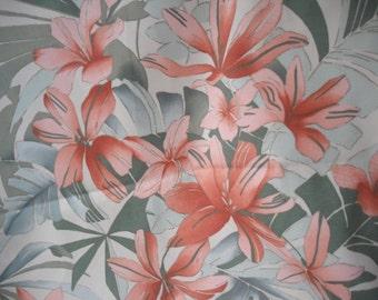155 cm x 143.5 cm Crowson Impressions screen printed fabric