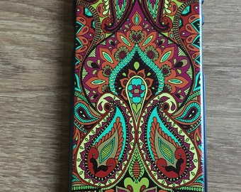 Patterened iPhone 6/6s case