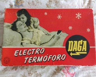 Thermophore heating pad 60's
