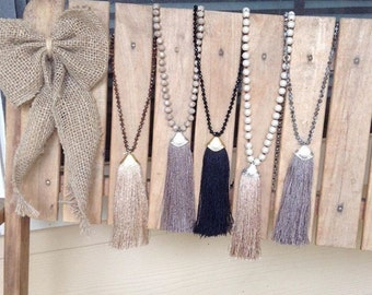 Tantalizing Tassel Collection